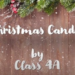 4A – Christmas Candle